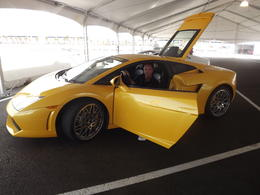 Photo of Las Vegas Exotic Car Driving Experience Power Package Loving it!!!