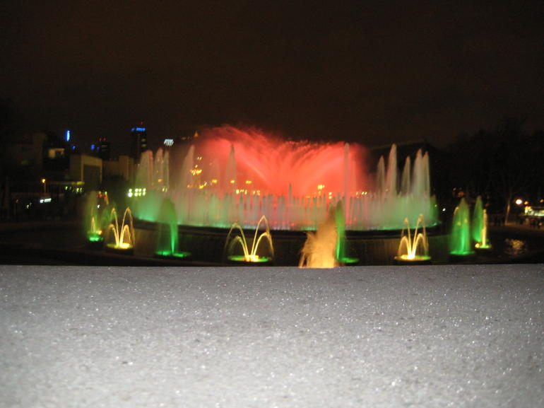 Magic Fountains 1 - Barcelona