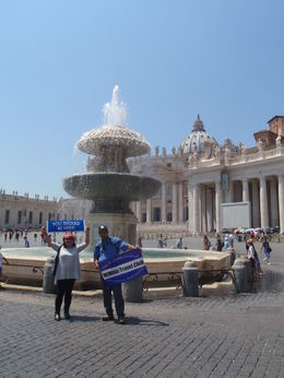 It is a must to see the Vatican City with Rome Hop-On Hop-Off Sightseeing Tour! You can hop-on and hop-off anytime throughout your bus tour! , mareejulian - August 2015