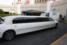 Photo of Las Vegas Private Las Vegas Airport to Hotel Luxury Limousine Transfer Our Stretch Limo