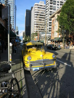 Robson Street, Vancouver, Canada, Patricia P - October 2014