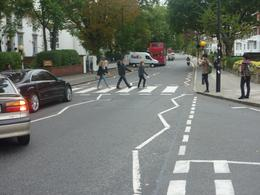 ABBEY ROAD WALK, STEVEN J - September 2010