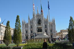 What a great day in Milan. What a magical place. , Ray R - November 2014