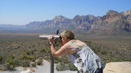 Highest Lookout Point, CoyoteLovely - July 2011
