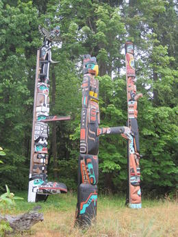 Photo of Vancouver Vancouver City Sightseeing Tour Story /Totem Poles