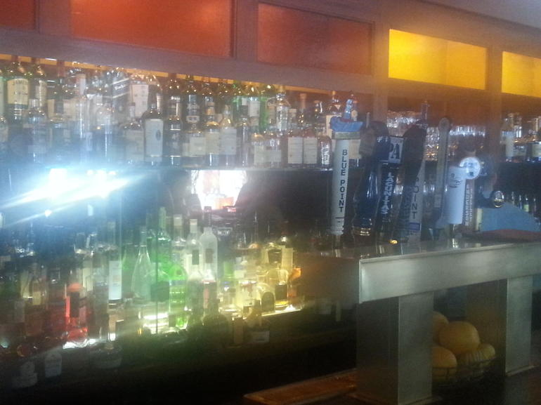 The bar from SATC