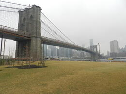 Photo of New York City Best of Brooklyn Half-Day Food and Culture Tour The Brooklyn Bridge