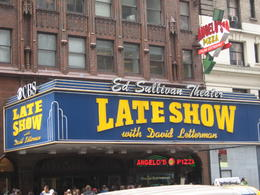 The Lateshow, Cat - January 2012