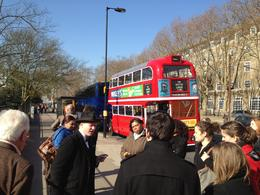 Photo of London Wartime London Tour: The City and Imperial War Museum The Vintage Bus