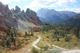 Photo of Venice Dolomite Mountains Small Group Day Trip from Venice Top of the hill