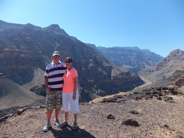 Photo of   Us two on the rim