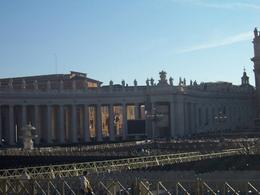 The Vatican is beautiful, inside and out! , Daphne K - June 2014