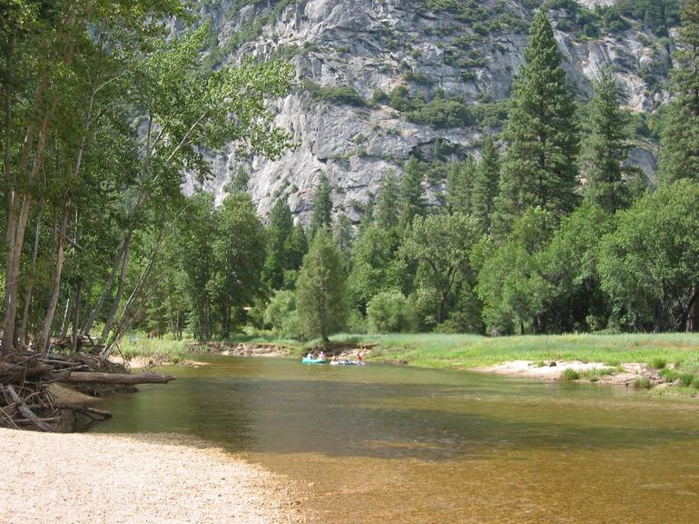 Yosemite - River in the Valley - San Francisco