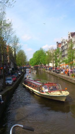 Amsterdam River Cruise , Martin D - July 2015