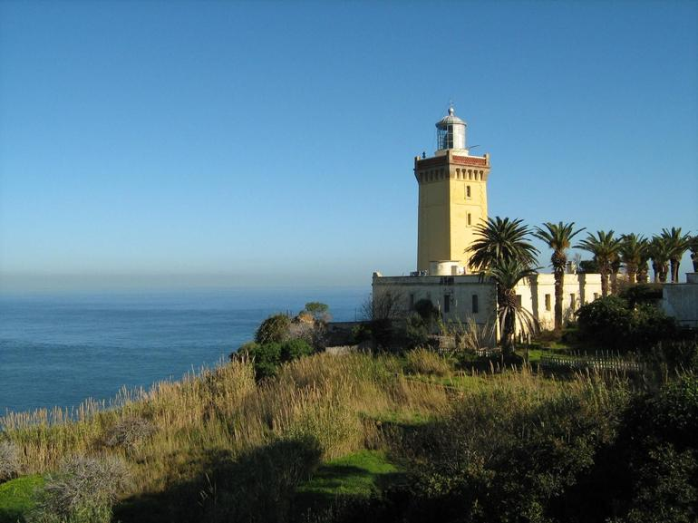 An Old Lighthouse - Costa del Sol