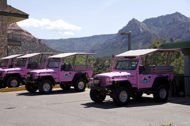 Ancient Ruin Jeep Tour - Sedona & Flagstaff
