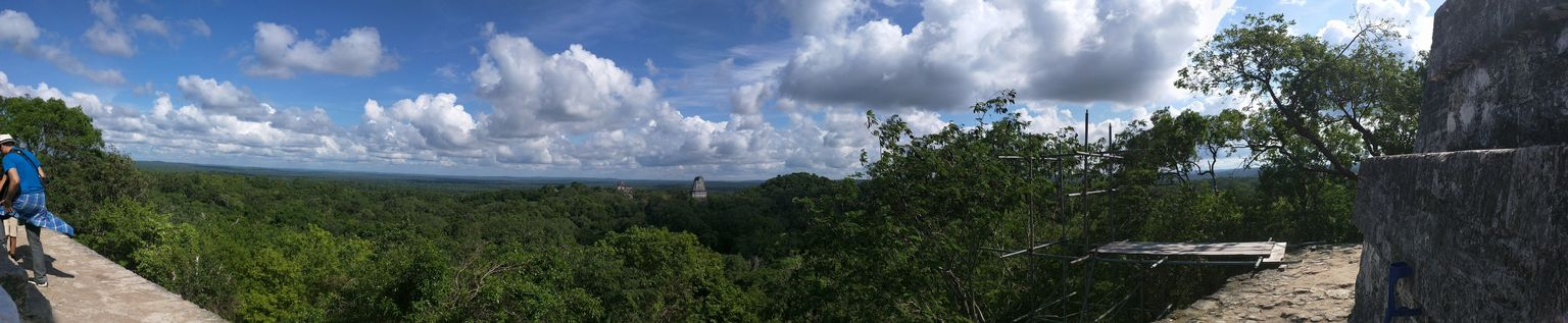 Tikal and Yaxha Overnight Trip by Air from Guatemala City