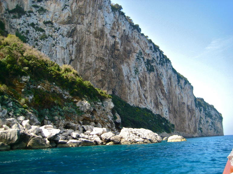 Coast of Capri - Rome