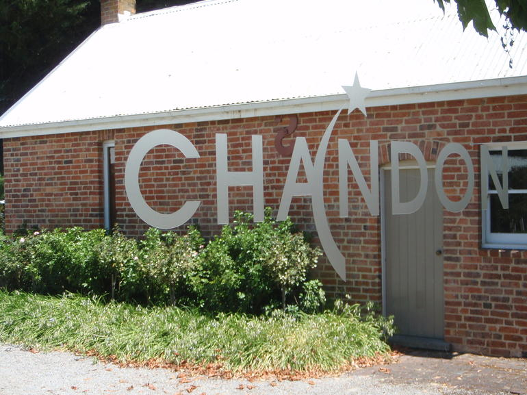 Domain Chandon - Melbourne