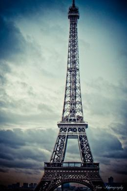 Foto von Paris Hop-on-Hop-off-Tour durch Paris Eiffel.