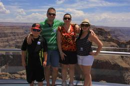 Photo de Las Vegas Las Vegas : journée au Grand Canyon et au barrage Hoover avec option passerelle Skywalk Gran cañon-usa 023