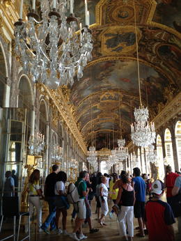 Photo of Paris Skip the Line: Versailles Palace and Gardens Walking Tour Hall of Mirrors