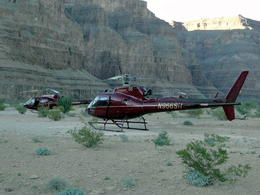Photo of Las Vegas Grand Canyon All American Helicopter Tour Helis Picnic 1