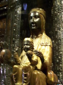 The Black Madonna , cazzen - November 2011