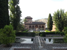 Another beautiful area of the Alhambra. , Neal P - July 2015