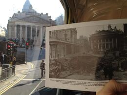 Photo of London Wartime London Tour: The City and Imperial War Museum Old and New