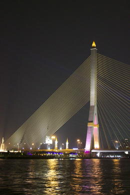 Photo of Bangkok Bangkok Dinner Cruise on the Chao Phraya River River Bridge