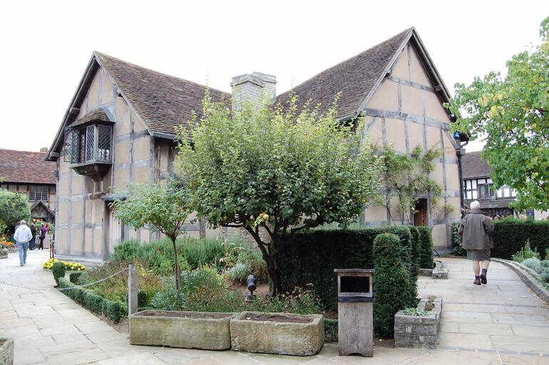Shakespeare's house - London