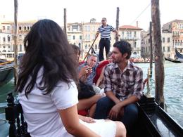 Photo of Venice Venice Gondola Ride and Serenade with Dinner Start of the Tour