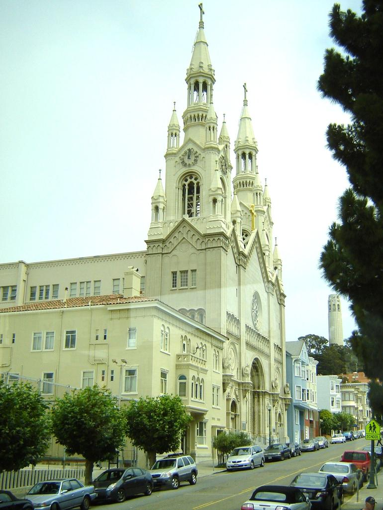 Sts. Peter and Paul Church - San Francisco