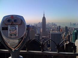 Photo of New York City The New York Pass The Empire State Building from Top of the Rock
