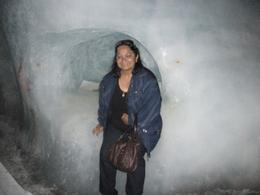 Photo of Zurich Mount Titlis Day Tour from Zurich The Glacier Cave