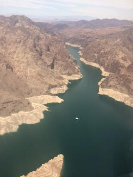 Photo of Las Vegas Grand Canyon Helicopter Tour from Las Vegas View from flight