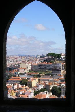 Photo of Lisbon Sintra Day Trip from Lisbon View from the Castle over lisbon
