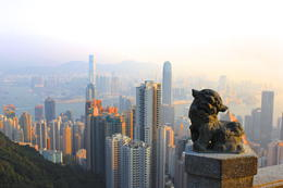 Photo of   View from Victoria Peak