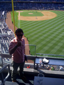 Photo of New York City Viator VIP: Watch a Baseball Game with Yankees Legends in a Luxury Suite Yankees Stadium