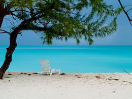 THIS is the color of happiness and contentment that Anegada brings out in everybody. Come and sit for a while. , flightbrief - May 2011