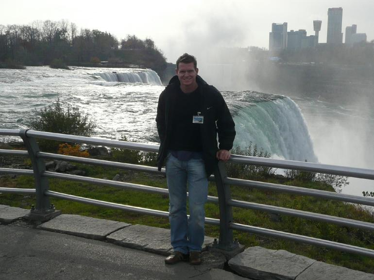 Canada side of Niagara Falls - New York City
