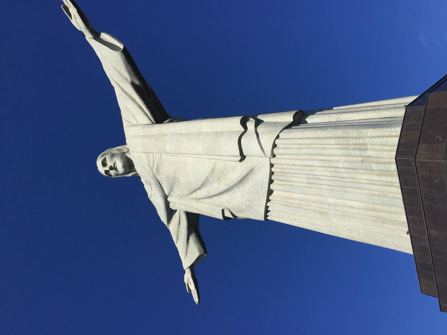 Corcovado with Christ Statue - Be One of the First to Get There