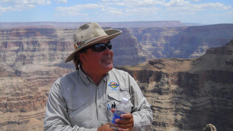 Grand Canyon West Rim Tour -