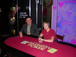 Photo of Las Vegas Las Vegas Super Saver: Romance Package at Madame Tussauds with Gondola Ride and Lunch or Dinner High Stakes with Ben