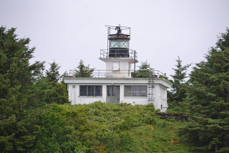 Lighthouse - Ketchikan
