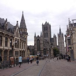 Photo of Brussels Ghent and Bruges Day Trip from Brussels lovely and nice city.Visit it!