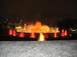 Photo of Barcelona Barcelona Hop-on Hop Off Tour: North to South Route Magic Fountains 3