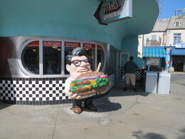 Photo of Anaheim & Buena Park Southern California CityPASS Mels Diner Universal Studios