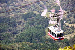 Photo of   Mt Komagatake Ropeway